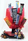 Car Candy Bouquet