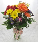 Happy Birthday from Aladdin's Floral in Idaho Falls