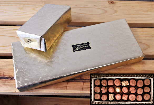 Frederickson's Chocolates from Aladdin's Floral in Idaho Falls