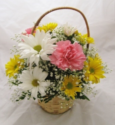 Just Because Basket from Aladdin's Floral in Idaho Falls