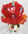 Soccer Candy Bouquet from Aladdin's Floral in Idaho Falls