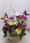 Butterfly Pleasures from Aladdin's Floral in Idaho Falls