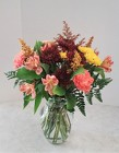 Fall Mixed Bouquet from Aladdin's Floral in Idaho Falls