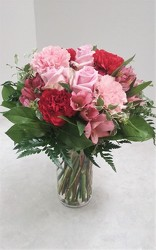 Hand-tied With Love from Aladdin's Floral in Idaho Falls