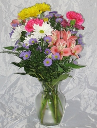 Mixed Bouquet from Aladdin's Floral in Idaho Falls