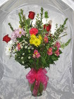 Endless Love Bouquet from Aladdin's Floral in Idaho Falls