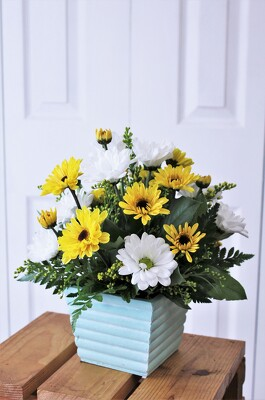 Sunny Day Bouquet from Aladdin's Floral in Idaho Falls